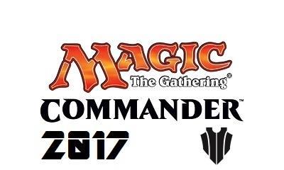 Commander 2017 Magic Blutvereidigte Gefolgsfrau Bloodsworn Steward