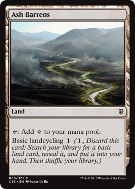 Commander 2016 Land - MTG Einzelkarten - SpielRaum