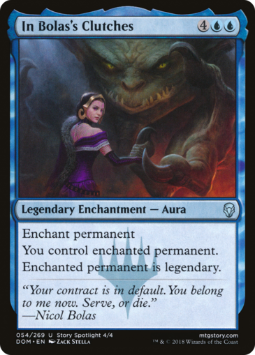 In Bolas's Clutches