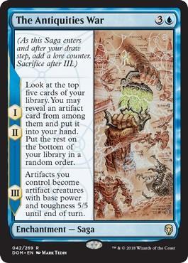 Dominaria Blau Mtg Einzelkarten Spielraum