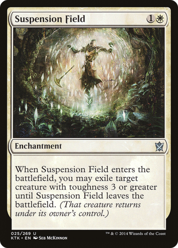 Suspension Field