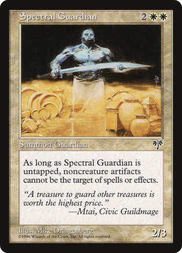 Spectral Guardian