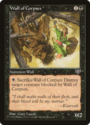 Wall of Corpses