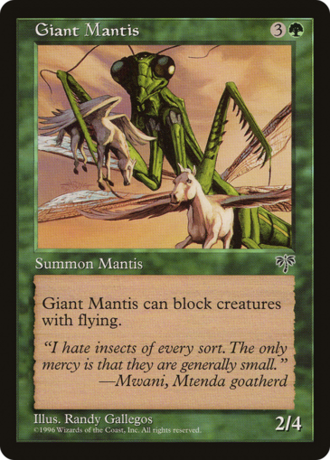 Giant Mantis