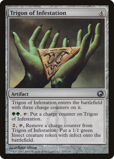 Trigon of Infestation