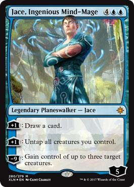 Jace Ingenious Mind Mage