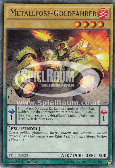 Metalfoes Goldriver