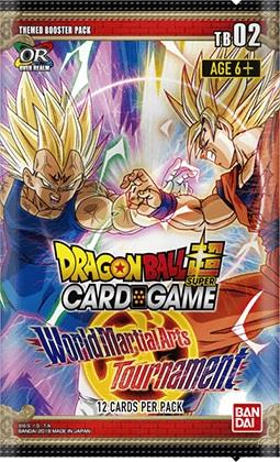World Martial Arts Tournament TB02 Booster (engl.)