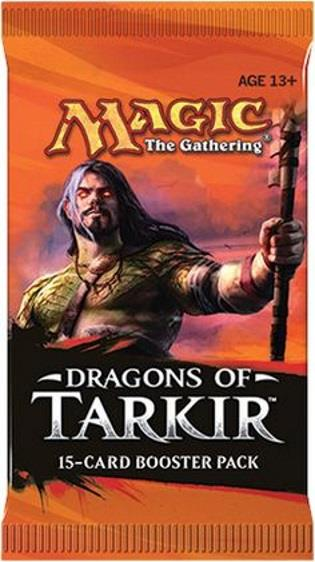 Dragons of Tarkir Booster (engl.)
