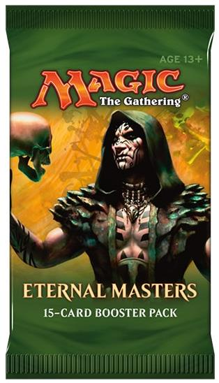 Eternal Masters Booster (engl.)