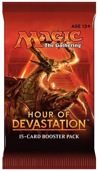 Hour of Devastation Booster (engl.)