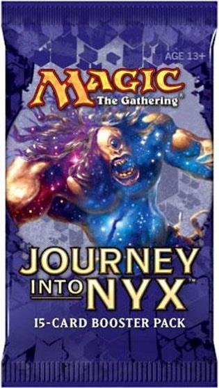 Journey into Nyx Booster (engl.)