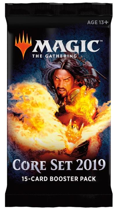 Core Set 2019 Booster (engl.)