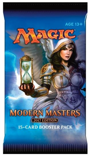 Modern Masters 2017 Booster (engl.)