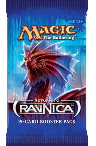 Return to Ravnica Booster (engl.)