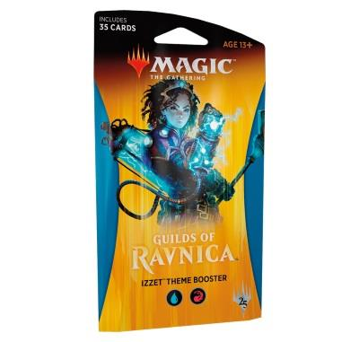 Guilds of Ravnica Theme Booster (engl.) - Izzet