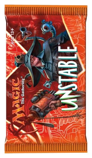 Unstable Booster (engl.)