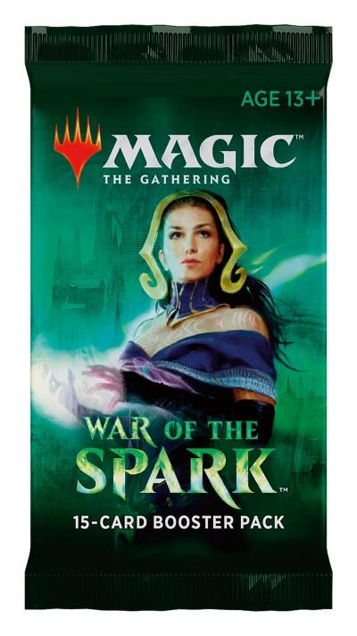 War of the Spark Booster (engl.)