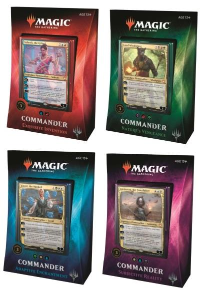 Commander 2018 Deck Set (engl.)
