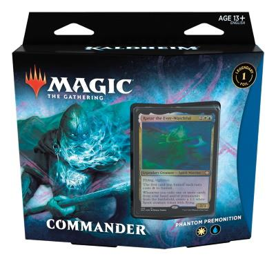 Kaldheim Commander Deck: Phantom Premonition (ENG)