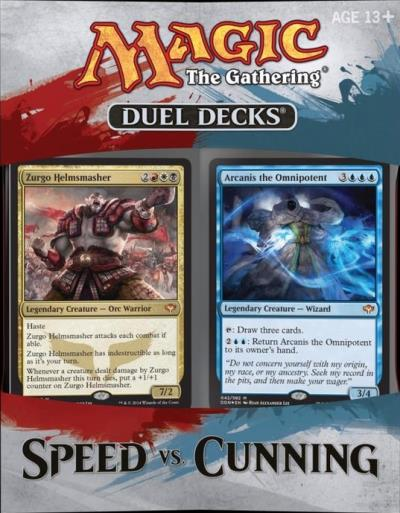 Speed vs. Cunning Deck