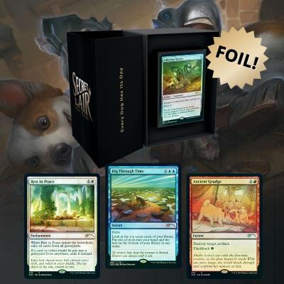 Secret Lair Drop Series: Every Dog Has Its Day - Foil (ENG)