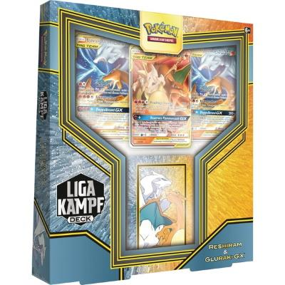 League Battle Deck Reshiram & Charizard-GX (ENG)