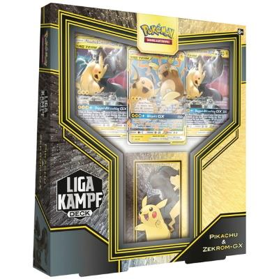 League Battle Deck Pikachu & Zekrom-GX (ENG)