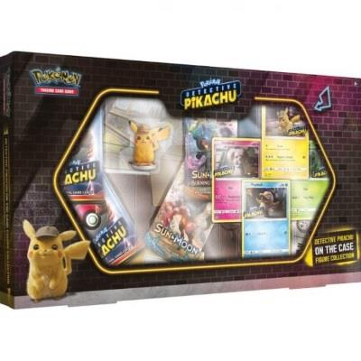 Detective Pikachu On the Case Figure Collection (engl.)