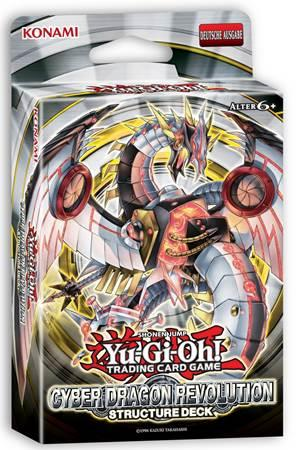 Cyber Dragon Deck