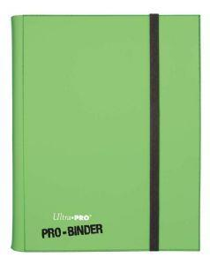 Ultra Pro PRO-Binder Light Green