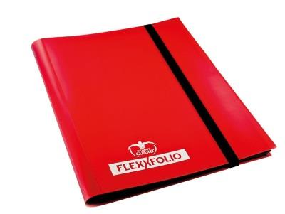 Ultimate Guard 9-Pocket FlexXfolio Red