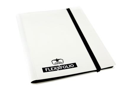 Ultimate Guard 9-Pocket FlexXfolio White