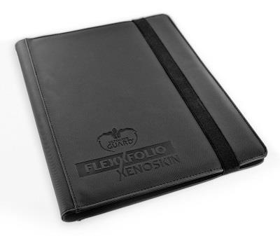 Ultimate Guard 9-Pocket FlexXfolio XenoSkin Black