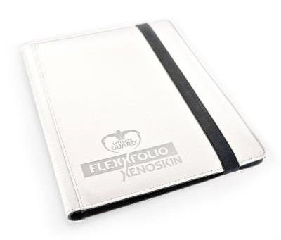 Ultimate Guard 9-Pocket FlexXfolio XenoSkin White