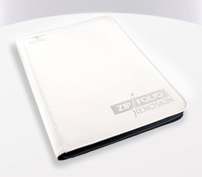 Ultimate Guard 9-Pocket ZipFolio XenoSkin White