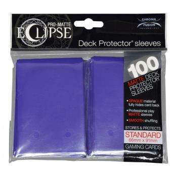 Ultra Pro Eclipse Sleeves Royal Purple (100)