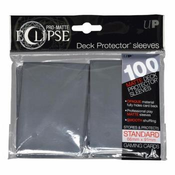Ultra Pro Eclipse Sleeves Smoke Grey (100)
