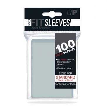 Ultra Pro Perfect Fit Sleeves (100)