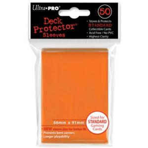Ultra Pro Deck Protector Orange (50)