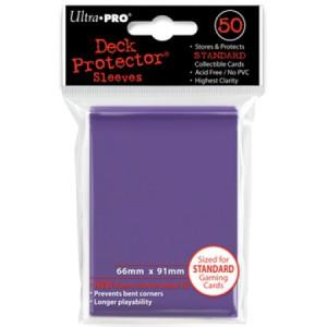 Ultra Pro Deck Protector Purple (50)