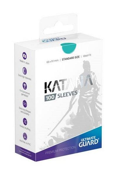 Ultimate Guard Katana Sleeves Türkis (100)