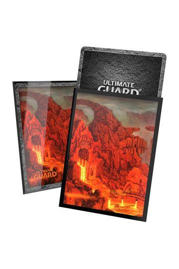 Ultimate Guard Printed Sleeves Lands Edition II (100) - Gebirge