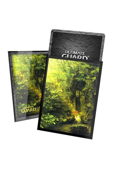 Ultimate Guard Printed Sleeves Lands Edition II (100) - Wald