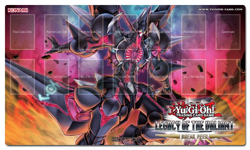 Yu-Gi-Oh! Playmat
