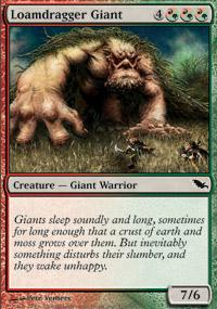 Loamdragger Giant