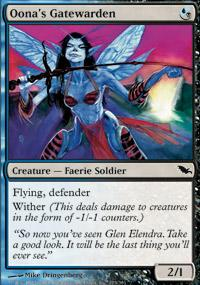 Oona's Gatewarden